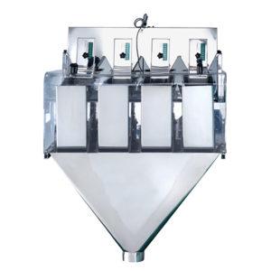 Pesadora lineal de 4 cabezas Smartpack